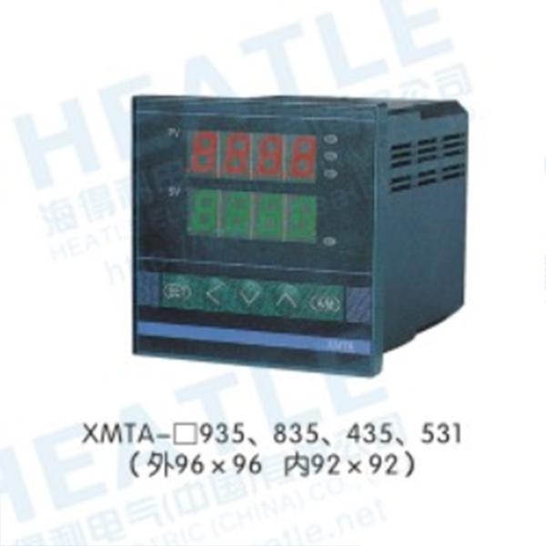 XMT系列智能双数字显示温度仪表